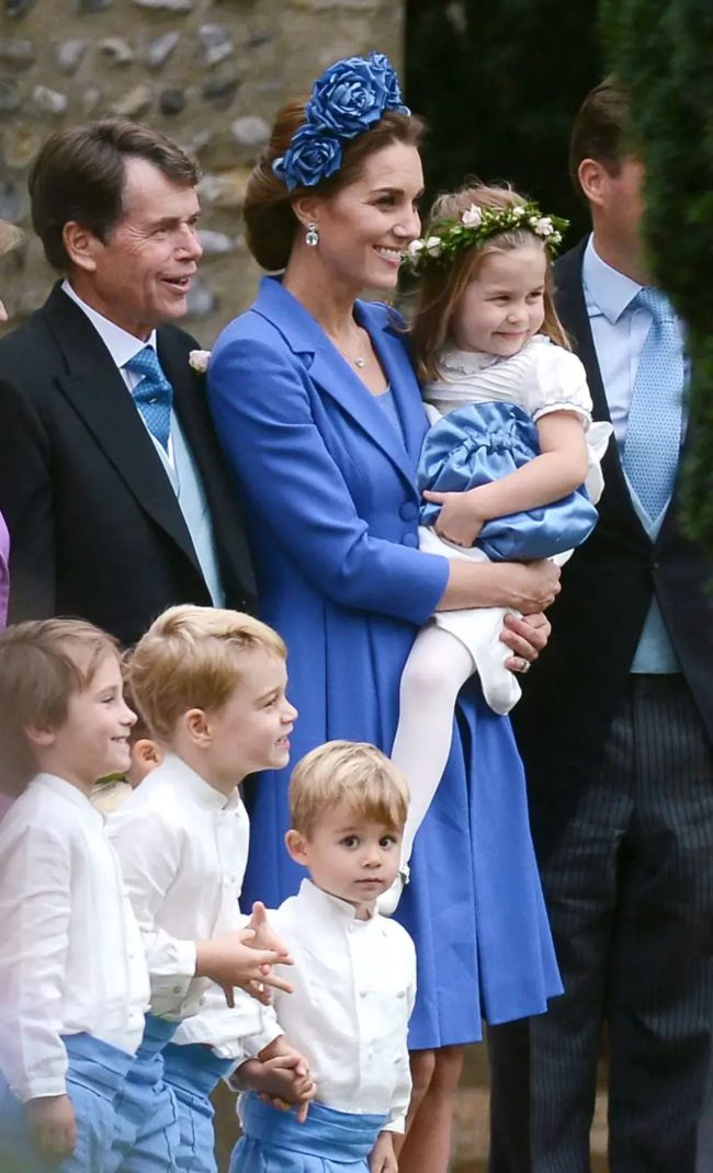 Princess Charlotte Will Be a Bridesmaid at Princess Eugenies Wedding recommendations