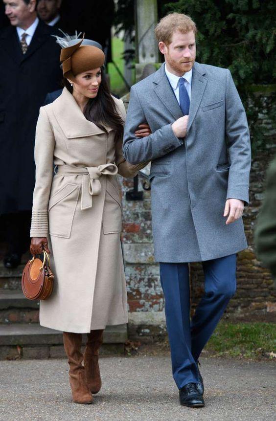 Meghan to join the royal family at Sandringham