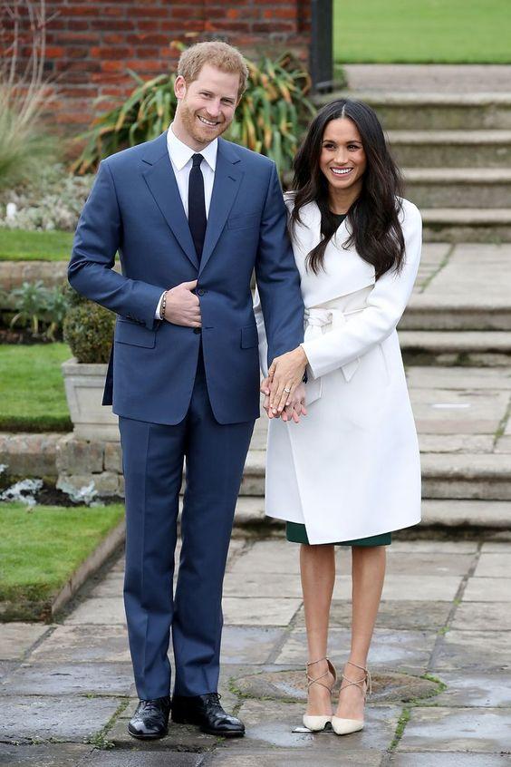 Prince Harry and Megham Markle