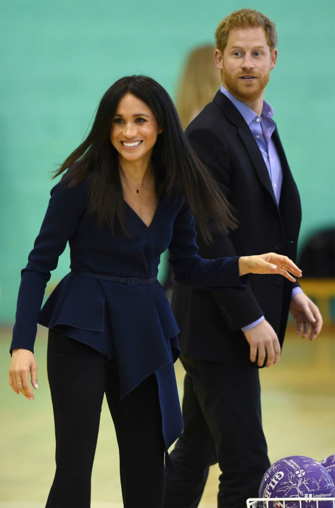 Duke And Duchess attend the Coach Core Awards
