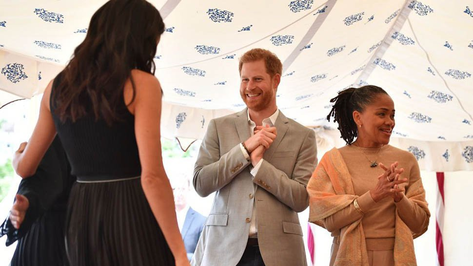 Prince Harry looked so excited