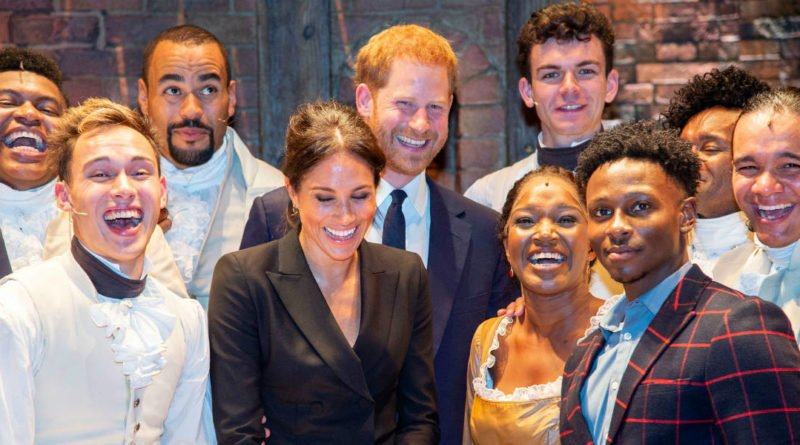 The Duchess Of Sussex Embarrassed After Letting Slip Her Nickname For Harry