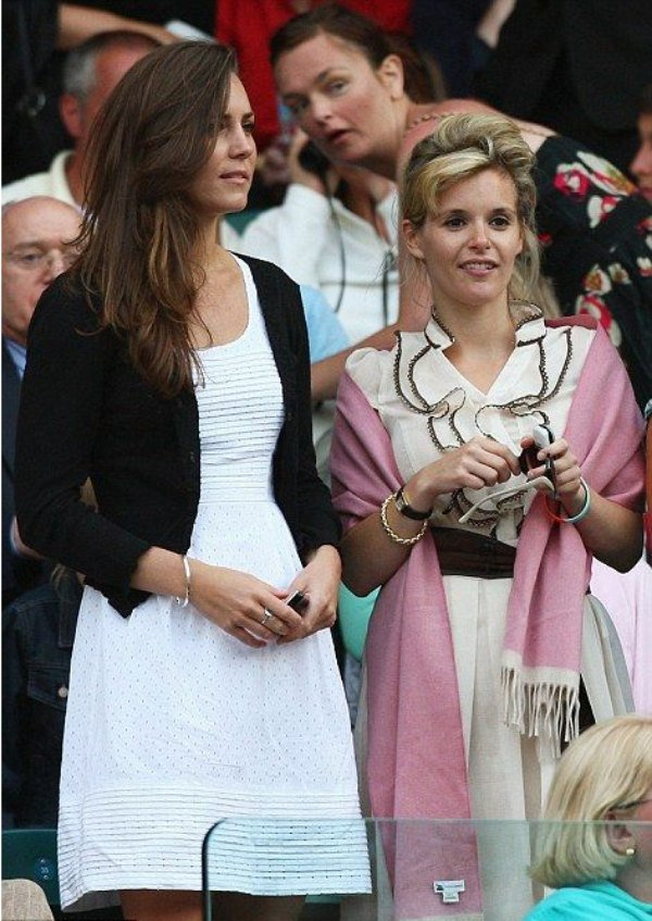 kate and sophie