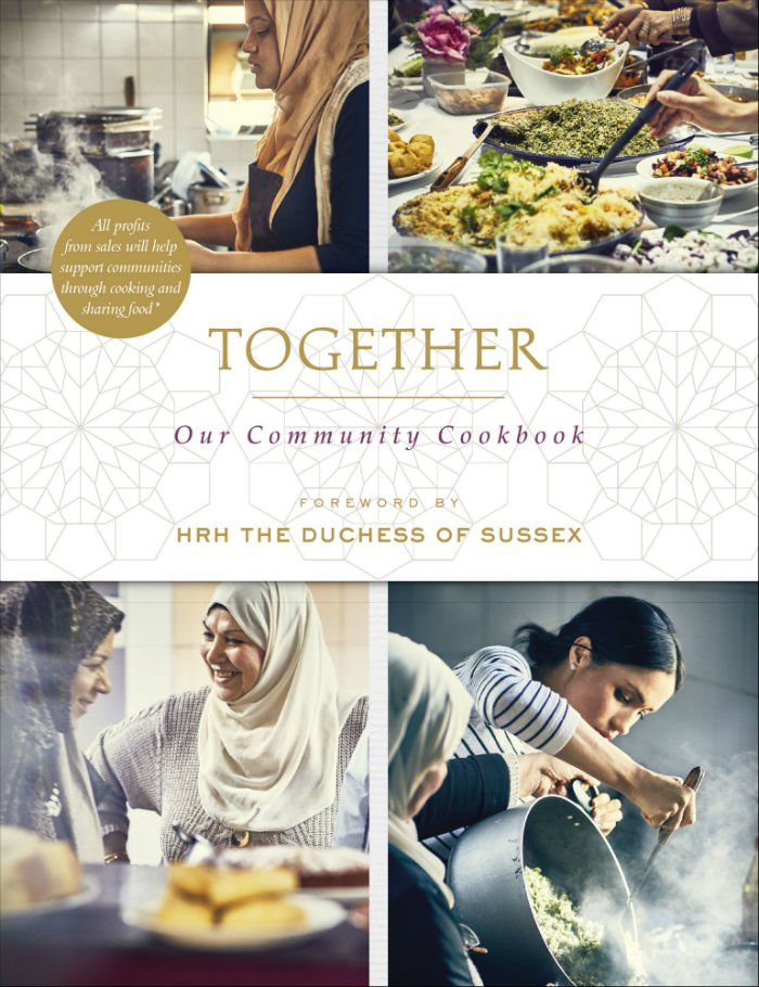 meghan markle cookbook