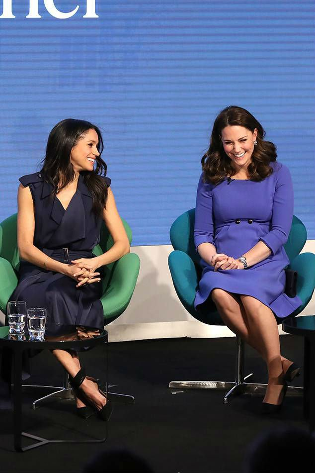 Kate and Meghan
