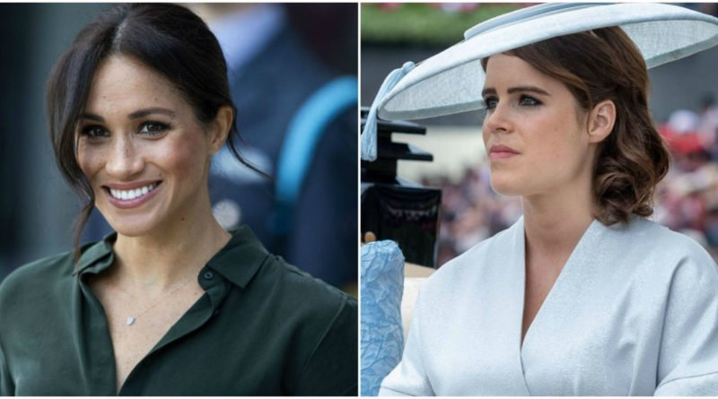 Meghan Helped Eugenie With Her Royal Wedding Plan