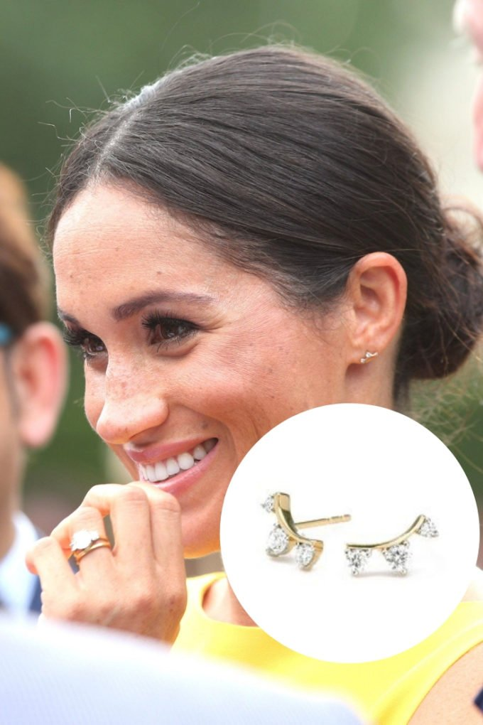 Meghan Markle's earrings