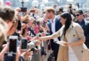 One Detail About Meghan You May Have Missed In Photo Of Her And Harry Leaving Melbourne