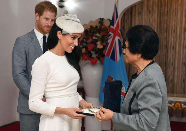 Prince Harry Meghan Markle Royal Tour
