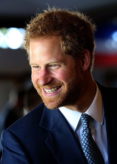 Prince Harry Thanks Royal Fans