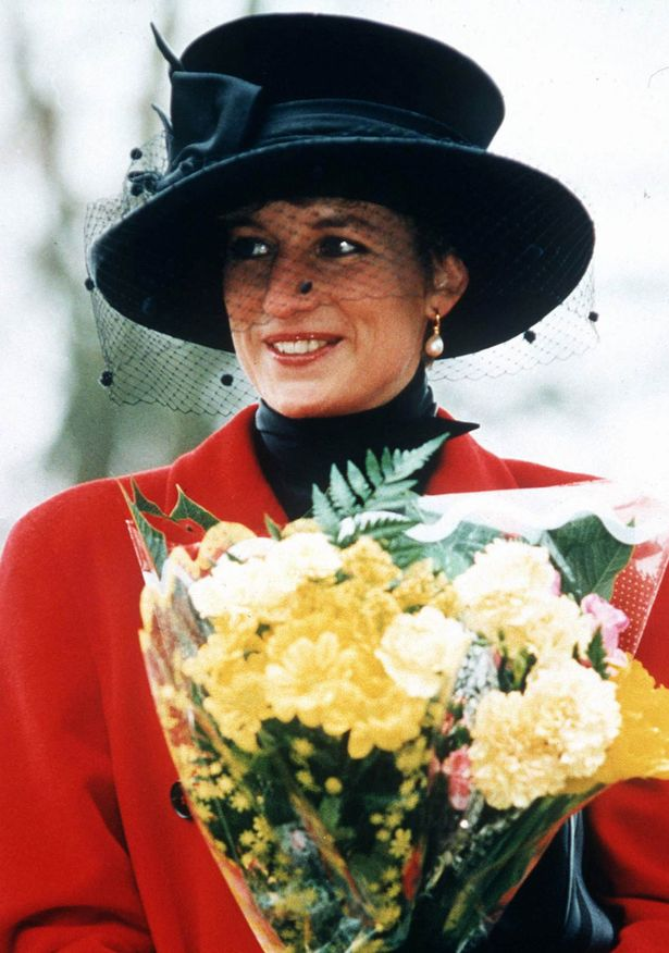 Princess Diana's bouquet