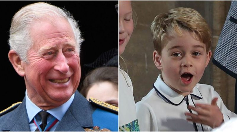 The Secret Gift Prince Charles Has For Grandson George