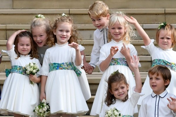 The Bridesmaids and The Pageboys