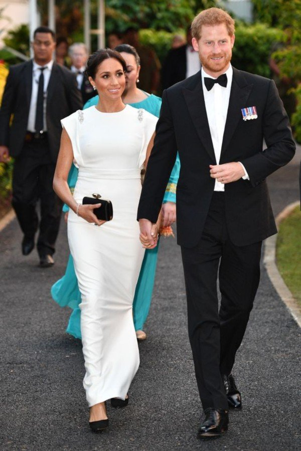 harry and meghan in tonga