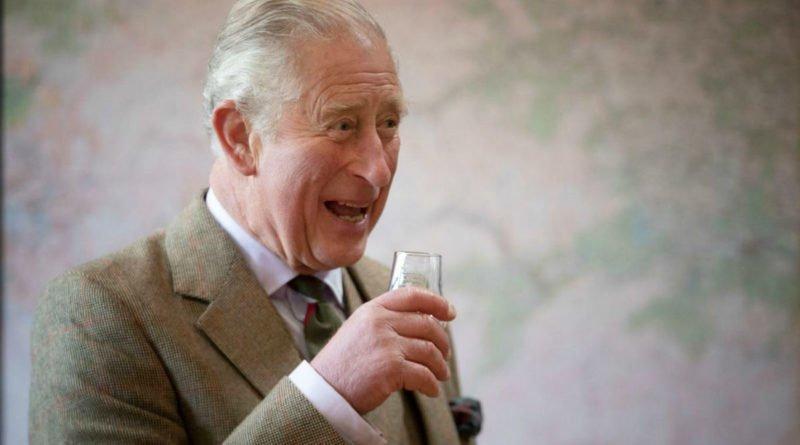 prince charles toast