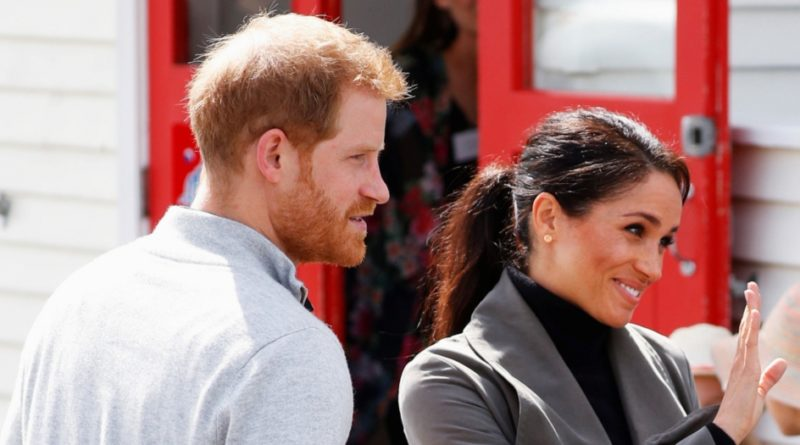 Harry And Meghan Are Moving Out Of Kensington Palace Home