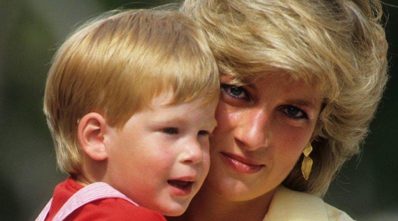 Harry and Diana