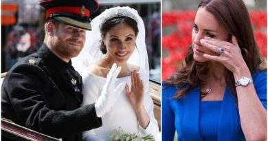 Kate Meghan Harry