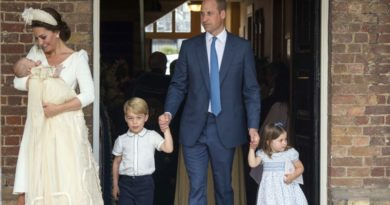 Kate Revealed The Nickname George And Charlotte Have For Dad William