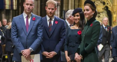 Meghan Markle Kate Middleton Prince William & Prince Harry