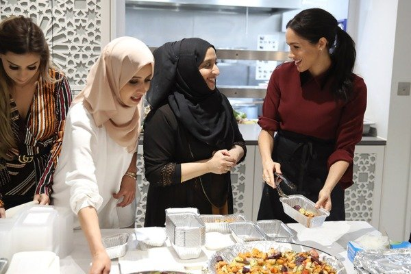 Meghan visited Hubb Community Kitchen (4)