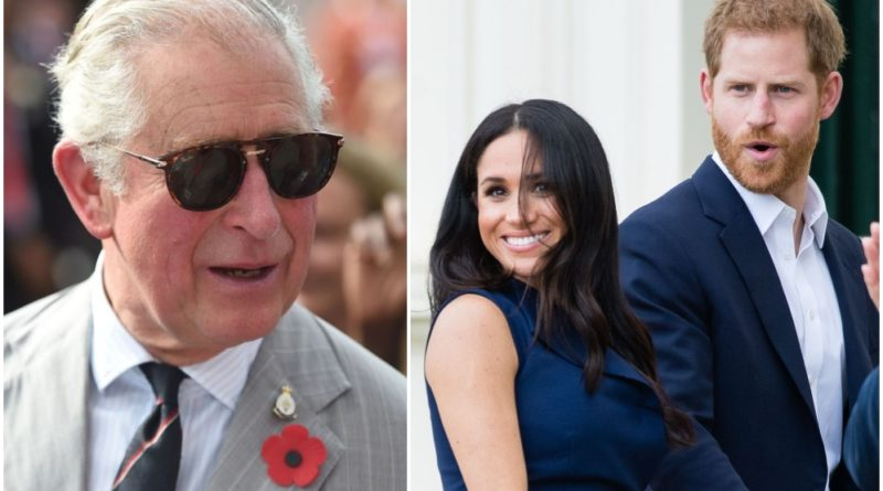 Prince Charles Revealed Harry and Meghan's Baby Names Suggestions