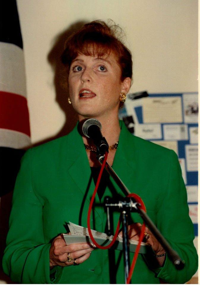 Sarah Ferguson Duke of York