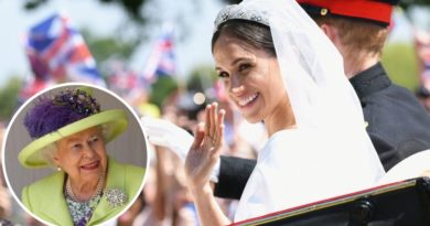 What About Meghan's White Wedding Gown Really Shocked The Queen_