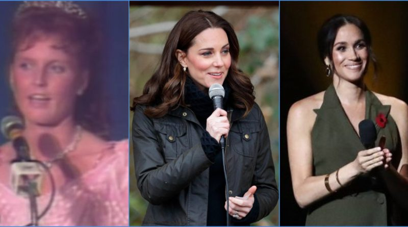 How Kate And Meghan Benefit From Sarah Ferguson Rebellion?