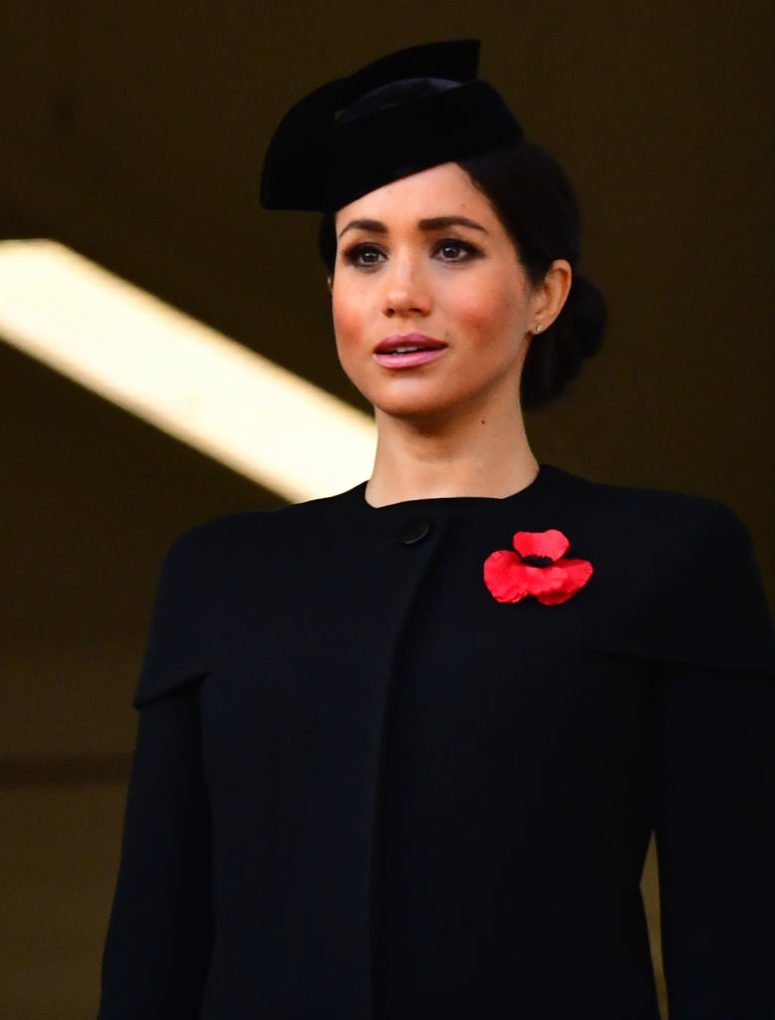 Meghan Markle rememberance day