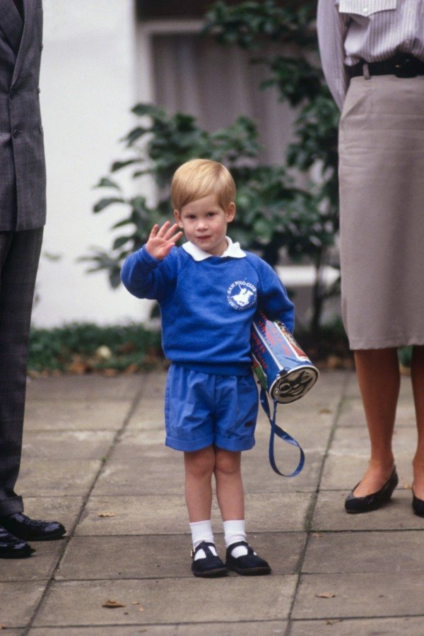 prince harry child will have normal life
