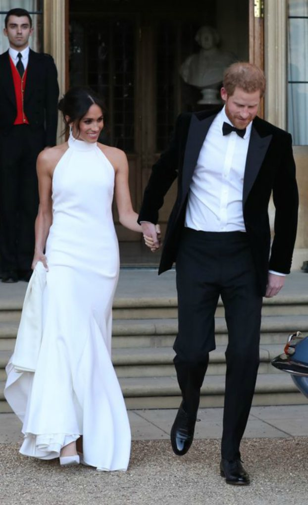 Harry and Meghan Widding