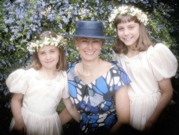 Kate Pippa and Carole