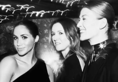 Mystery As Photo Of Meghan At The British Fashion Awards Disappeared