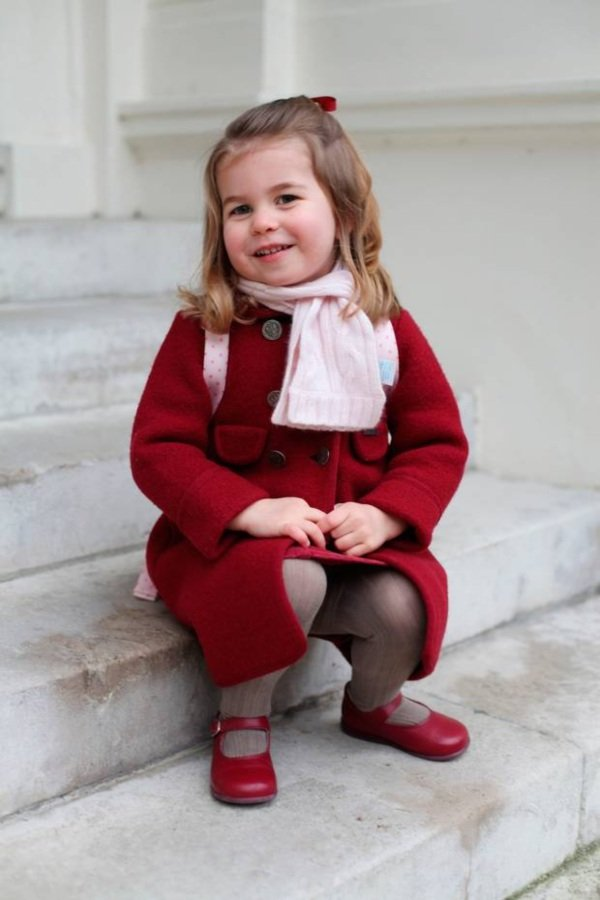 Princess Charlotte achieved special milestone in nursery school