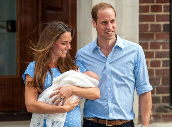 William Kate George