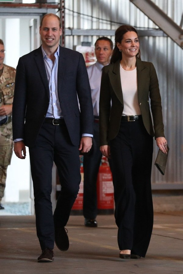 kate and william in cyprus