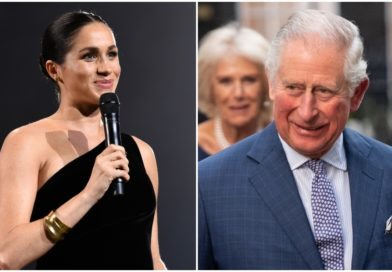 How Meghan paid tribute to Charles at British Fashion Awards