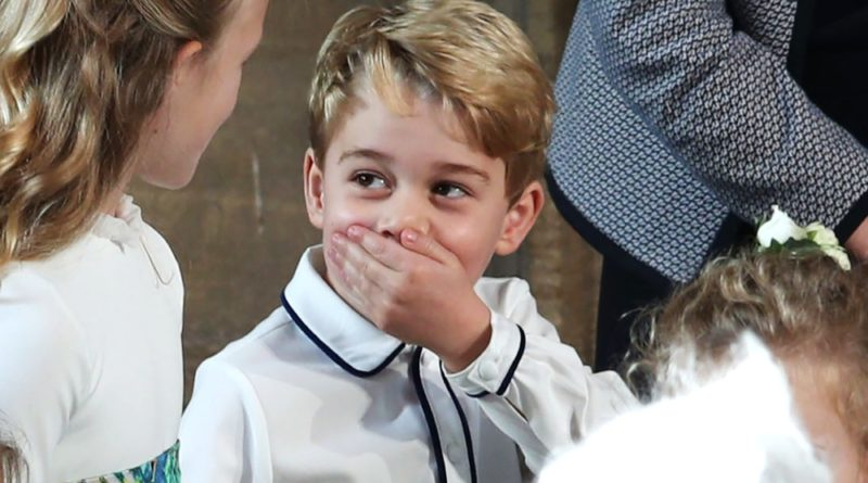 The untold story about Prince George