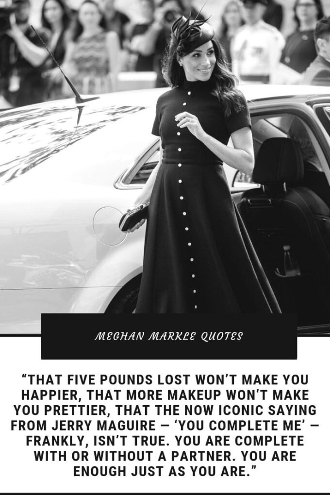 """That five pounds lost won't make you happier"