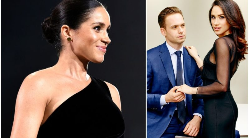 meghan markle to return to suits