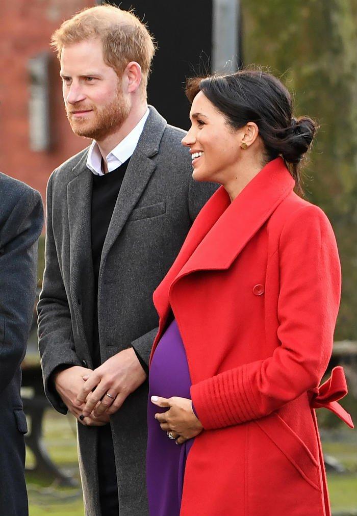 Duke and Duchess of Sussex 1
