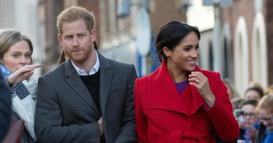 Duke and Duchess of Sussex