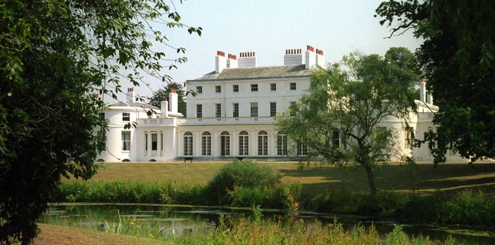 Frogmore House and Gardens