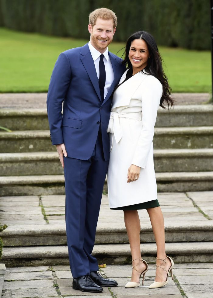 Harry and Meghan engagment