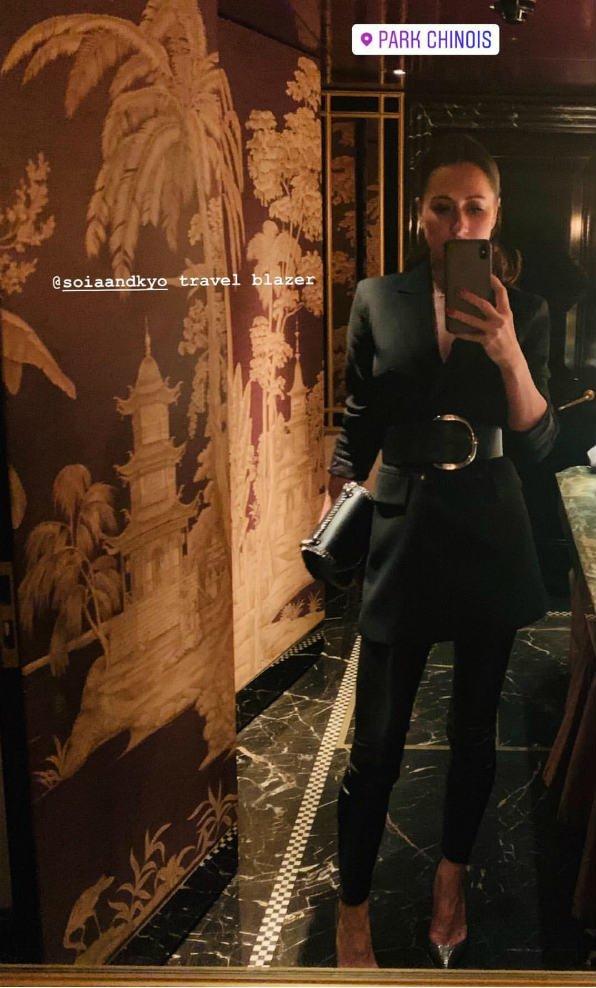 Jessica Mulroney's Instagram posts