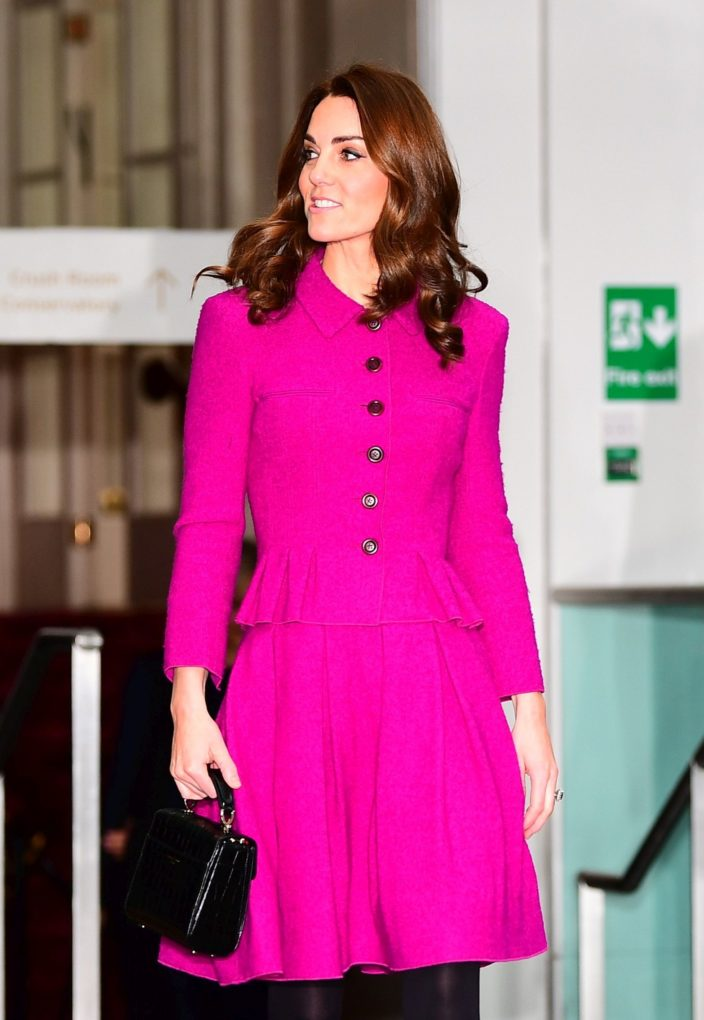 Kate Middleton At The Royal Opera House