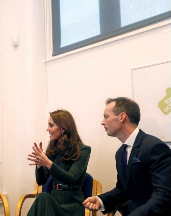 Kate Middleton Family Action