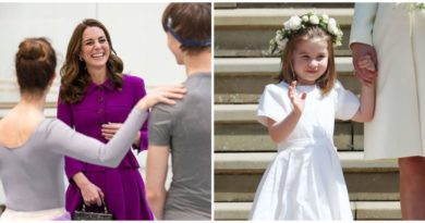 Kate revealed the cute activity Princess Charlotte really likes