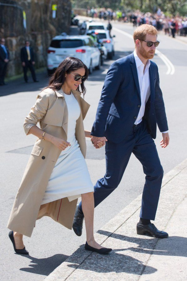 harry and meghan will visit local organisations